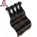 pelo brasileño de Remy de la Virgen de la extensión del pelo de la onda de la carrocería del pelo sin procesar de la Virgen 7A