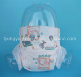OEM/ODM使い捨て可能なテープ様式の赤ん坊のおむつ