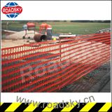 工場価格の安いオレンジプラスチック純適用範囲が広い防御フェンス
