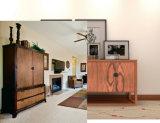 食堂の家具のオフィス用家具の設計された木製表