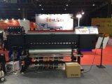 Xaar1201 rendimiento económico y el efecto de impresión Perfact rollo a rollo de 1,8 m de la impresora UV LED