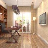 De houten Ceramische Tegels van de Vloer van het Hardhout van de Woonkamer