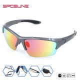 [سبورتس] يعكس عدسة أظلال رخيصة رياضة نظّارات شمس زجاج خارجيّة
