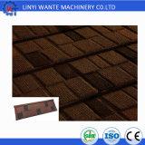 2018 Новая конструкция строительных материалов цинковым покрытием из камня шингл миниатюры на крыше