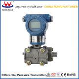 LCD 지방 주민 표시기를 가진 가스 Measurementdifferential 압력 전송기