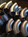 Encaixe de tubulação ASTM do aço inoxidável A403 90° Cotovelo Dn100 Sch10s