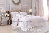Tejido de diseño moderno y nuevo cama de cuero