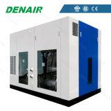 Hoge Efficiency 145 Compressor van de Lucht van de Schroef van de Olie van Psi de Vrije met in 2 stadia