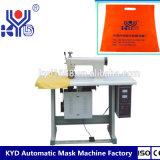 Fácil operação Ultrasonic Lace Manual da Máquina ou saco de tecido fazendo a máquina