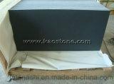 Естественный хонингованный черный каменный базальт для Pavers/плитка стены/пола