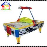 아케이드 게임 동전에 의하여 운영하는 고전적인 스포츠 게임 공기 하키 테이블
