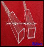 L'elevata purezza personalizza il fornitore delle cellule di vetro di quarzo