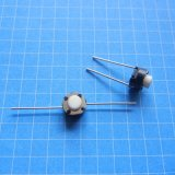 Los componentes electrónicos, IC patilla 6X6X5 de cabeza redonda