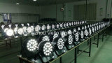 Vello etapa de lavado de LED PAR puede luminoso (LED FEI Colorpar18 2in1)