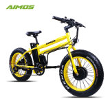 2018 Nouveau modèle de moteur double Aimos 1000W E Vélo pour la vente