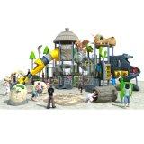 Напольная спортивная площадка темы динозавра для парков детей с высоким качеством