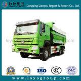 HOWO A7 371HP 20m3 6X4 덤프 트럭