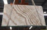 Деревянные идеально белые мраморные плиты для кухни и ванной комнатой/стены и пол