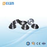 CNCの真鍮の旋盤の回転機械機械部品