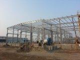 Estructura de cedazo del metal para el alto edificio de la subida
