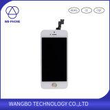 Мобильный телефон показывает экран касания LCD для iPhone 5c. 5s