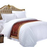 1cm de la banda de raso conjuntos de ropa de cama de hotel