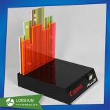 Kundenspezifischer Acrylgegencanon-Kamera-Ausstellungsstand