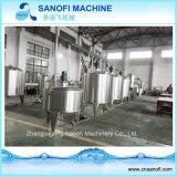 Réservoir de mélange de chauffage électrique d'acier inoxydable