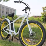 """E-Bici maschii di stile per """" la vendita calda della gomma grassa 26"""
