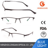 Новые Италия дизайн моды металлические оптические рамы очки кадры очки высокого качества