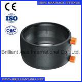 Tipo adatto accoppiamento a quattro vie sferico della sfera degli accessori per tubi di drenaggio del sifone dell'HDPE della sfera dell'HDPE dell'HDPE per i montaggi del PE