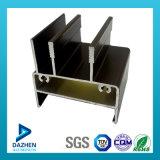 Perfil de alumínio de alumínio da porta de dobradura para o mercado de África do Sul