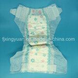 Breathable Backsheet를 가진 가득 차있는 Elasticband 처분할 수 있는 아기 기저귀