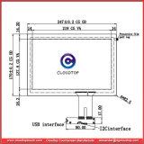 """10.1""""Емкостная сенсорная панель с интерфейсом USB и контроллер Ilitek IC2302"""