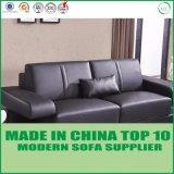 Lederner hölzerner Sofa-Stuhl der modularen Möbel-1+2+3