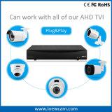 3MP de infrarode Camera van kabeltelevisie van de Veiligheid Ahd