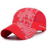 Pala-de-mulheres verão Hat Boné de alta qualidade com Customed logotipo impresso