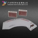 Las tarjetas que juegan plásticas del 100% con crean para requisitos particulares