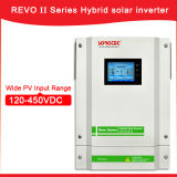 120-450VDC MPPT rank pure Sine Wave Revo Series solarly inverters with Touch screen display