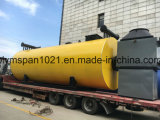 Industriële Stoomketel Met gas (WNS)