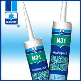 Colle adhésive 300ml 420g de silicones neutres extérieurs colorés