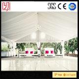 Tenda trasparente di lusso di cerimonia nuziale delle 500 genti con il tetto libero da vendere la tenda di evento
