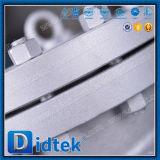 Концы фланца Didtek BS1868 скрепили болтами задерживающий клапан Bonnet