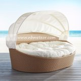All Weather Rattan Discount Wicker Patio Furniture Outdoor Daybed
