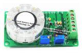 Van de Koolmonoxide van Co van het Gas van de Detector Van het Rookgas van de Sensor Elektrochemisch 2000 die P.p.m. van de Waterstof van de Controle met Slanke Filter wordt gecompenseerd