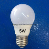 luz de bulbo de 5W LED