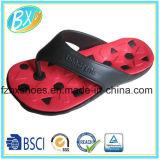 Sandálias ocasionais da praia da forma dos falhanços da aleta de EVA internas & deslizadores ao ar livre para senhoras