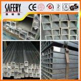 Tubo quadrato saldato dell'acciaio inossidabile 316 di ASTM 310S 309