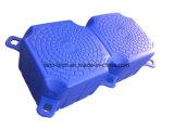 Máquina automática plástica del moldeo por insuflación de aire comprimido de la protuberancia los pontón de flotación