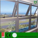 Tenda di alluminio Windows di alta qualità con il doppio lustrato